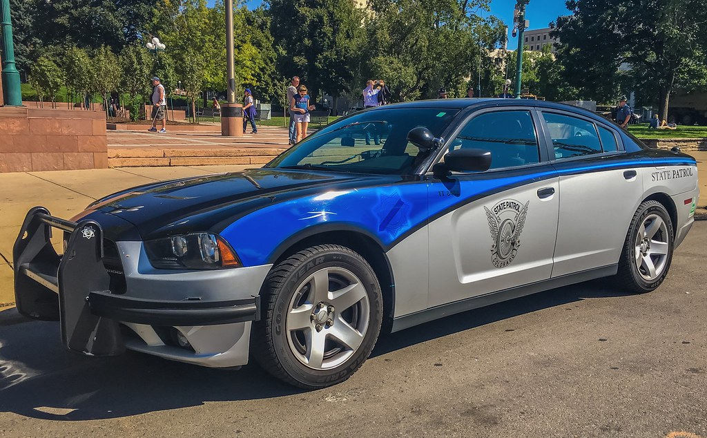 Colorado state patrol thin blue line cruiser this particul flickr code4photography colorado state patrol thin blue line cruiser by code4photography sciox Image collections