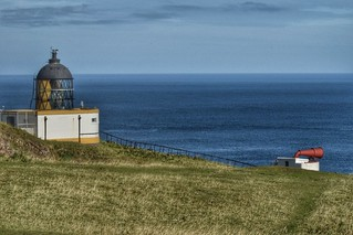 St Abbs light house | by lizsaville