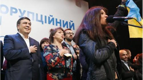 Відставка Саакашвілі: свояпартія і похід на Київ?