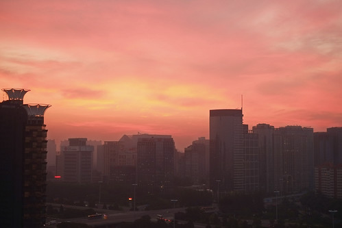 Pano SanYuanQiao Morgensonne | by echt.jut
