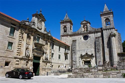 Monastery of Santo Estevo de Ribas de Sil / Mosteiro de Sa…  Flickr
