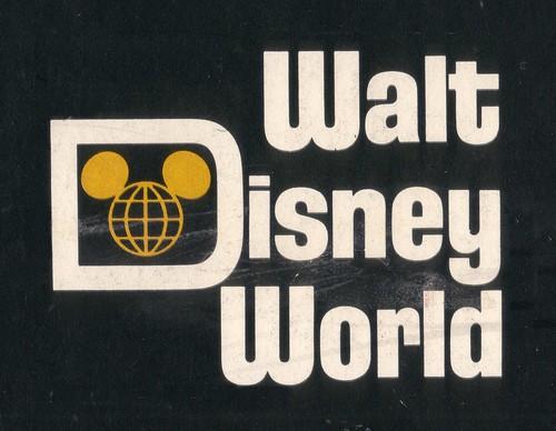 walt disney world logo 1971 betamax king flickr