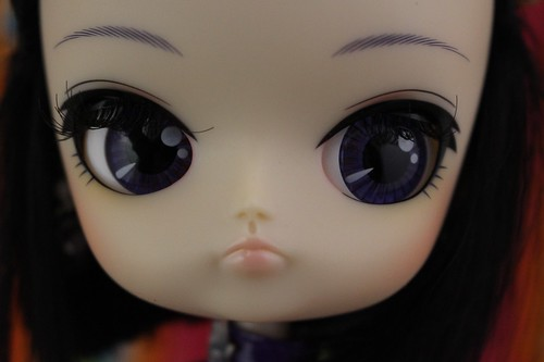 Sailor Saturn Face Up