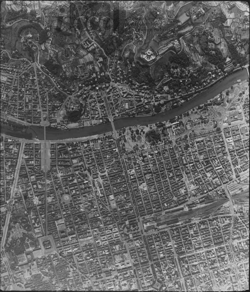Torino world war ii aerial view italy 1945 aerofotot flickr world war ii aerial view italy 1945 by aerofototeca nazionale gumiabroncs Choice Image