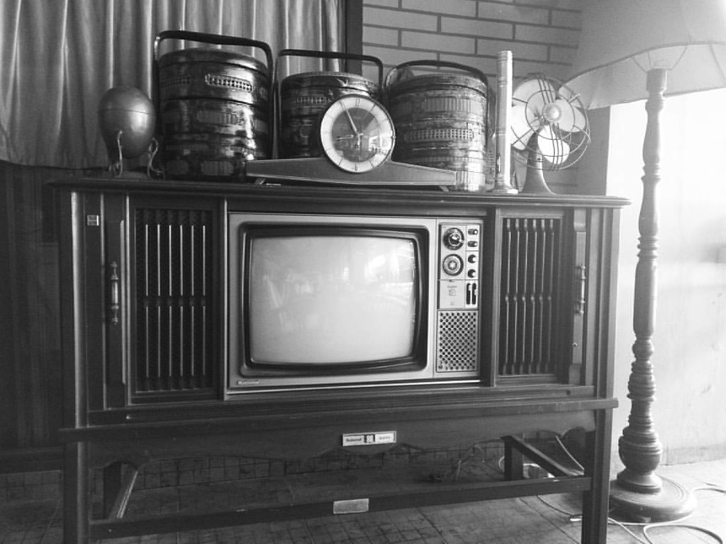 Televisi Jadul Event Makassar Ta Tempo Doeloe Pameran Flickr