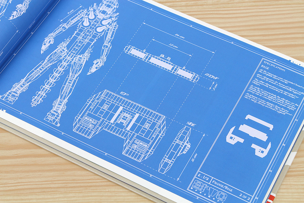 Alien project book blueprint book now available through flickr alien project book blueprint by the arvo brothers malvernweather Choice Image