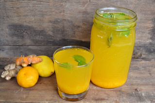 Refreshing-Turmeric-Tonic | by Farm Fresh To You -