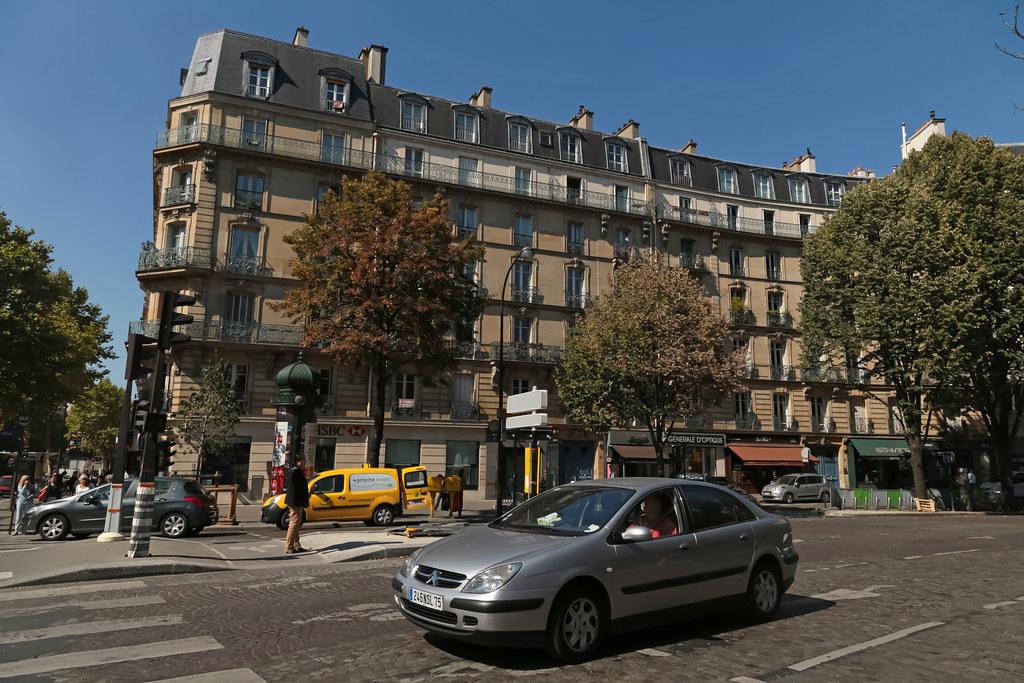 Place des Ternes - Paris (France) | Place des Ternes | Avenu… | Flickr