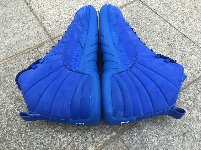 "d5358c9ec33 ... Authentic Air Jordan 12 Premium ""Deep Royal Blue"" Welcome to check my  website"