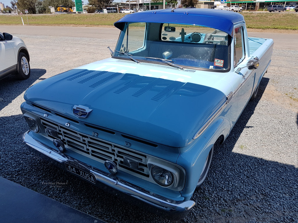 1964 Ford F100 Truck A Stunning That Flickr Pickup By Five Starr Photos Aussiefordadverts