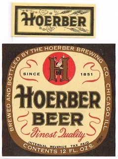 Hoerber-Beer-Labels-Hoerber-Brewing-Company | by jbrookston