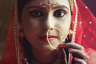 Bride in Red (5,000+ Views!) | by Russell John
