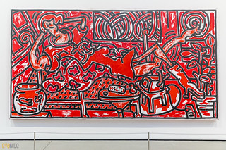 Keith Haring The Broad Museum Los Angeles 04 | by Eva Blue