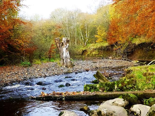 Blane Water, Strathblane, Scotland