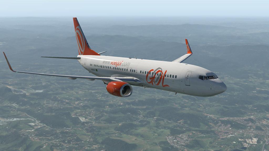 737-800 GOL X-plane 11 31179984512_666dbdee82_b