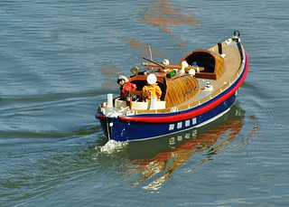 Model lifeboat | by dlanor smada