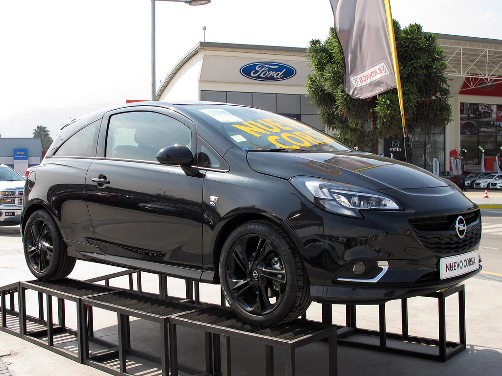 Opel Corsa 1 4t Color Opc Line 2016 Rl Gnzlz Flickr