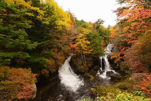 奥日光 竜頭の滝 Ryūzu Falls