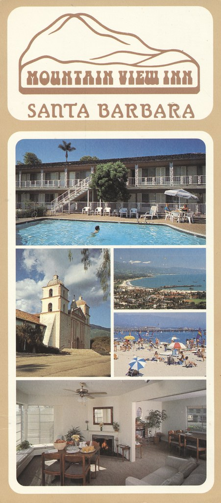 Mountain View Inn - Santa Barbara, California