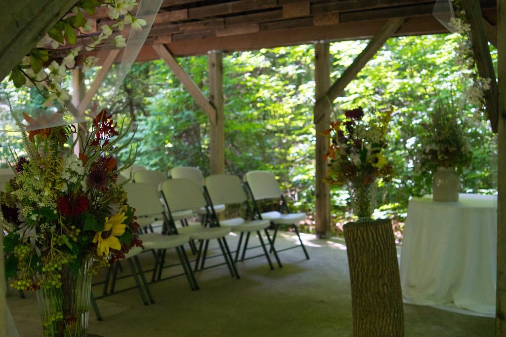 Terra Cotta Ca Wedding Decor And Layout Ideas Pavillion Flickr
