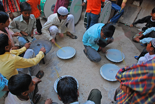 Bundi Drums