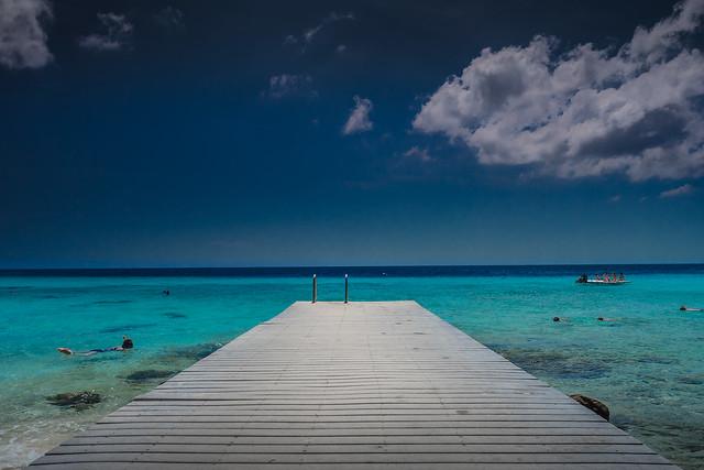Porto Marie Beach, Curacao