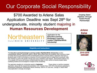 Arlene Salas 2015-16 NEIU Scholarship Winner | by learningexecutive