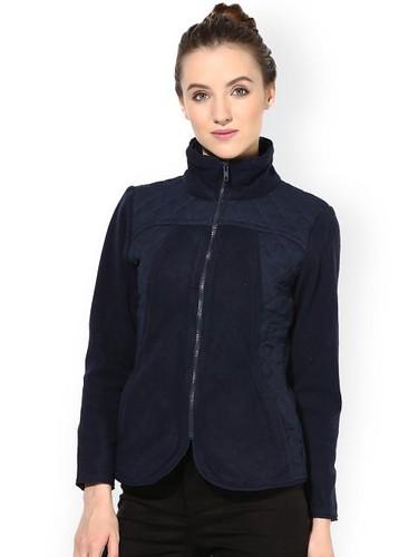 Jacket styles for women - Slim fit woollen jacket