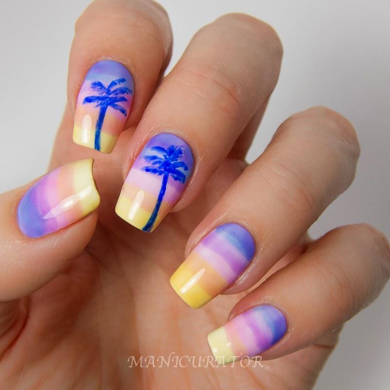 ... Summer Gel Nails Designs | by aconk_okinawa - Summer Gel Nails Designs Via Nail Designs Blog Ift.tt/1UV4… Flickr