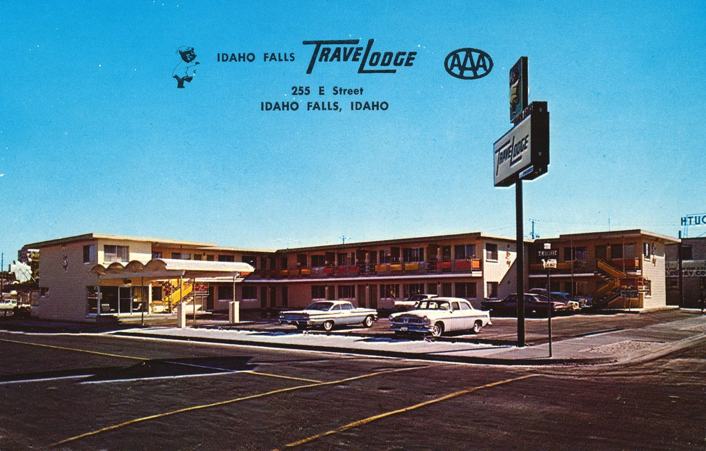 TraveLodge - Idaho Falls, Idaho