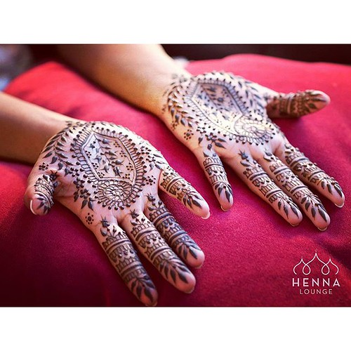 Mehndi Henna Care : Tonight s bride wanted an ameliadregiewicz style henna w