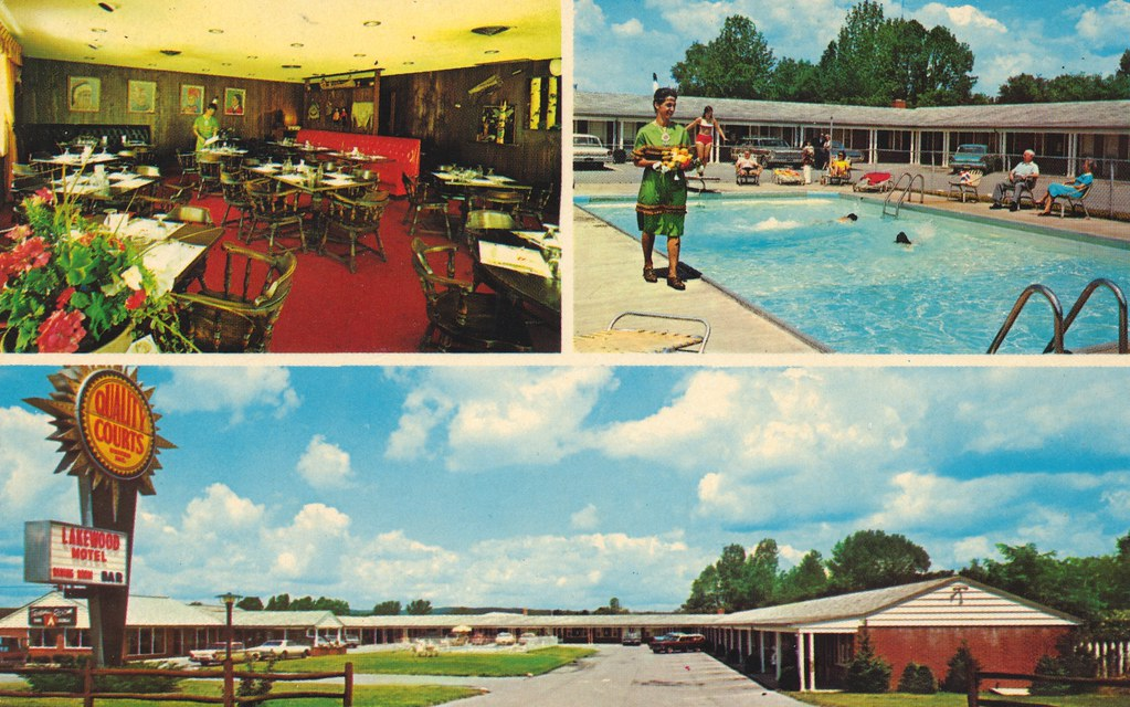 Lakewood Motel - Jamestown, New York