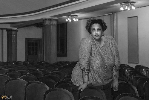 Roxane Gay - Montreal - 2015 | by Eva Blue