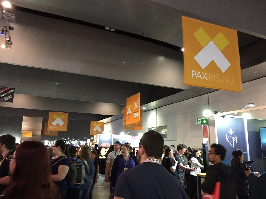 PAX Australia 2016 Photo Esperino 37