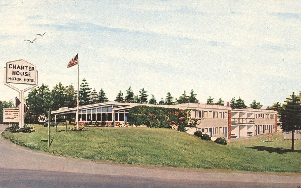 Charter House Motor Hotel - Kittery, Maine