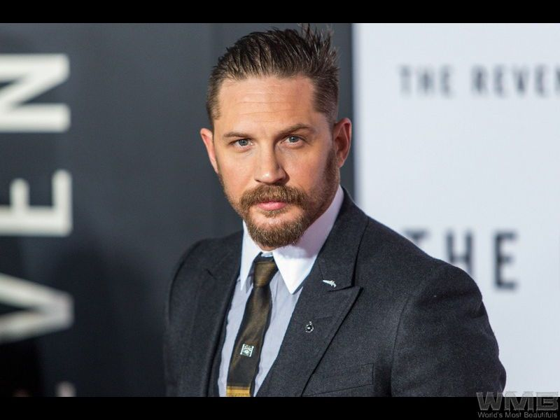 Tom Hardy Most Handsome Hollywood Actors 2017 Poll