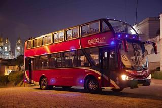 Quito Tour Bus Puntos De Venta