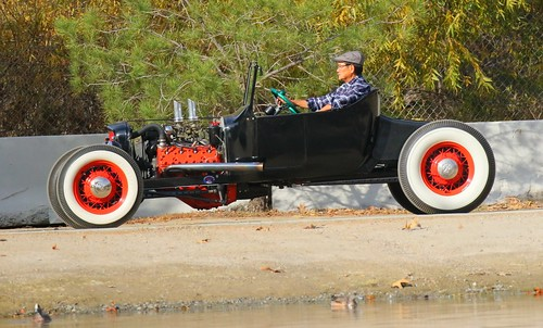1920's Ford Model A with a late 1940's flathead V8. | by Steve Cirone