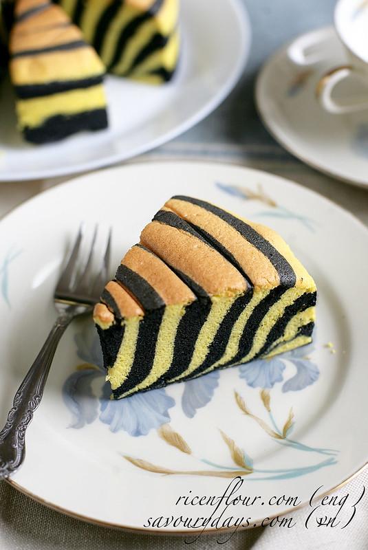 zebra ogura cake recipe