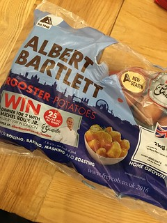 Cottage pie with Albert Bartlett potatoes | by Freycob.co.uk