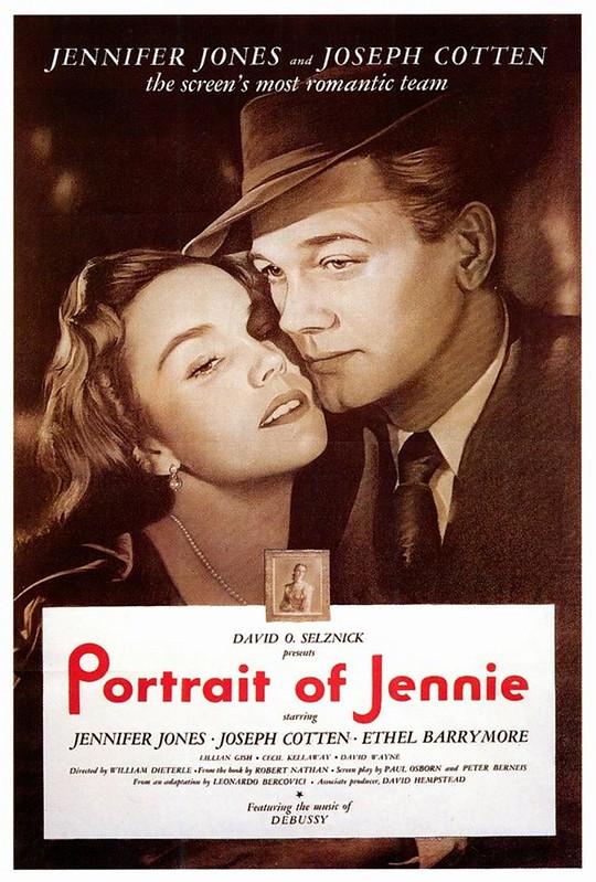 Portrait of Jennie - Poster 1