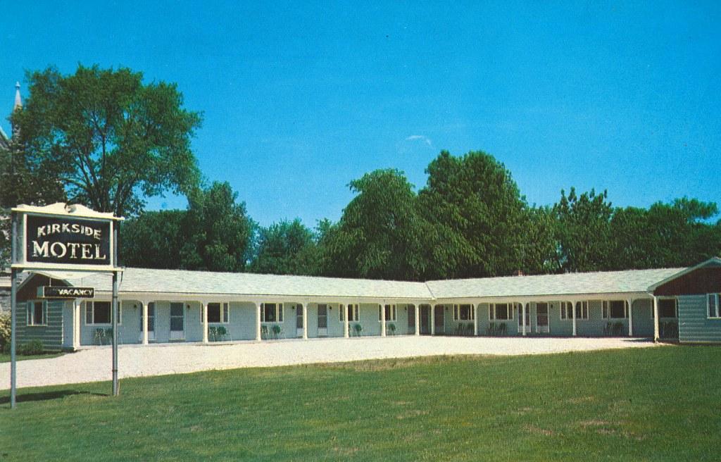 Kirkside Motel - Bennington, Vermont
