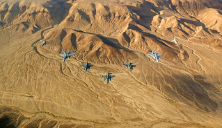Life in the Desert | by Israeli Air Force