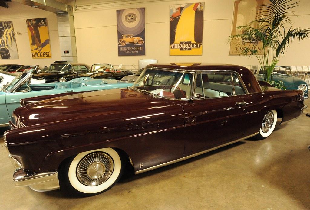 1956 Continental Mark II. | Crevier Classic Car Company, Cos… | Flickr