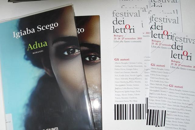 Festival dei Lettori. Incontro con Igiaba Scego