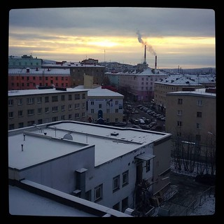 Last glance at #Murmansk, for #365days project, 316/365