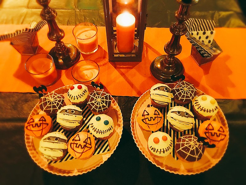 Merry England Halloween party 2016
