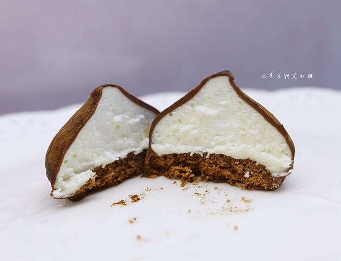 8 好市多必買物 Costco必買 明治波特巧克力-柔滑奶油 明治花生脆皮巧克力雪糕