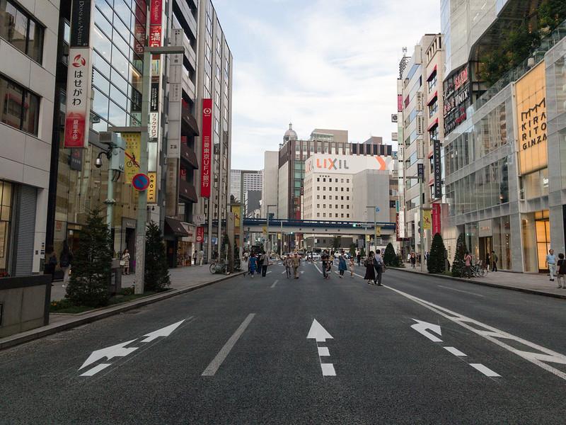 Ginza Tokyo - RAW App by ProCamera