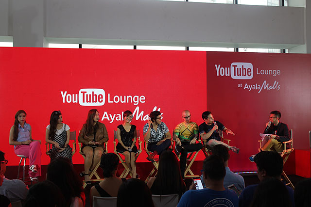 Youtube Lounge Ayala Malls Philippines Digital Lifestyle Duane Bacon Lounge